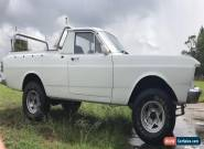 Ford XY Falcon 4x4 Ute 72 matching numbers genuine rare 1 of 432 built project  for Sale