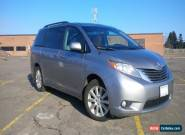 Toyota: Sienna XLE for Sale