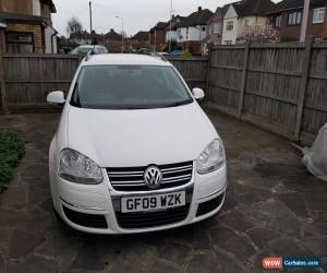 Classic 2009 vw golf 1.9 tdi estate 105 bhp for Sale