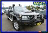 Classic 2009 Holden Colorado RC MY09 LX (4x4) Grey Manual 5sp M Cab Chassis for Sale