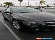 2006 BMW 650i Base Coupe 2-Door for Sale