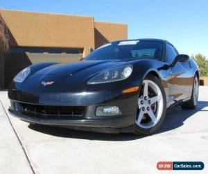 Classic 2007 Chevrolet Corvette Base Coupe 2-Door for Sale
