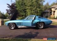 1965 Chevrolet Corvette 2 door coupe for Sale