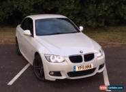 2011 BMW 320I M SPORT WHITE for Sale
