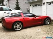 Chevrolet: Corvette Targa Coupe for Sale