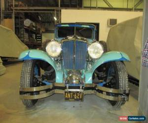 Classic 1930 Cord Berline Brougham for Sale