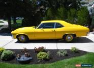 1969 Chevrolet Nova 2 Door Coupe for Sale