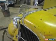 1935 Plymouth 4 door sedan for Sale