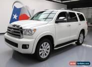2015 Toyota Sequoia Platinum Sport Utility 4-Door for Sale