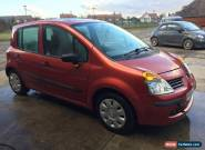 Renault Modus 1.4 16v SPARES OR REPAIR for Sale
