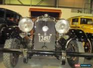 1929 Auburn Berline 7 pass. for Sale