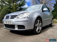 VW GOLF TDi 2.0 GT Sport 2006 RARE 3 Door 6 Speed with 9 months MOT 140 BHP for Sale