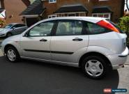 FORD FOCUS 1.4 LX MET SILVER 04 REG ONLY 87 K for Sale