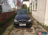 BMW 320i se touring estate petrol manual blue 2.0 2006 for Sale