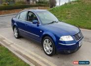 Volkswagen Passat 2.8 V6 4 Motion 2001 for Sale