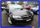 Classic 2009 Holden Commodore VE MY09.5 Omega Black Automatic 4sp A Utility for Sale