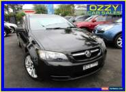 2009 Holden Commodore VE MY09.5 Omega Black Automatic 4sp A Utility for Sale