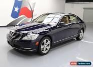 2012 Mercedes-Benz S-Class Base Sedan 4-Door for Sale
