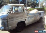 1962 Chevrolet Corvair Rampside Pickup for Sale