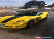 Chevrolet: Corvette ZHZ Convertible for Sale