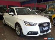 2011 Audi A1 8X 1.4 TFSI Ambition Amalfi White Manual 6sp M Hatchback for Sale