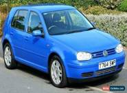 VW Golf V5 Mk4 Auto Low Mileage for Sale