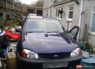 FORD FIESTA ZTEC 1.25 for Sale