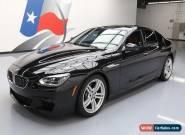 2015 BMW 6-Series Base Sedan 4-Door for Sale