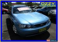 2005 Ford Falcon BA MkII XT (LPG) Blue Automatic 4sp A Wagon for Sale