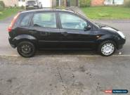 Ford Fiesta - 1.4 zetec 5 door for Sale