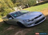 2010 xr6 turbo ute  for Sale