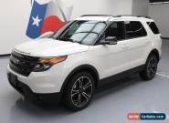 2015 Ford Explorer Sport Sport Sport Utility 4-Door for Sale