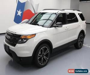 2015 ford explorer sport for sale in united states. Black Bedroom Furniture Sets. Home Design Ideas