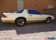 1983 Chevrolet Camaro Sport Coupe 2-Door for Sale