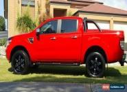 Ford Ranger XLT HI Rider 3.2L 4 X 2 2013 for Sale
