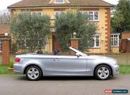 2008 BMW 118I SE CONVERTIBLE ONLY 48K MILES 6 SPEED ALLOYS LOVELY CONDITION for Sale