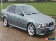 BMW 530D SPORT AUTO, SAT NAV, XENONS, 18 M PARALLELS for Sale