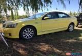 Classic 2010 Holden WM Statesman Unreg for Sale