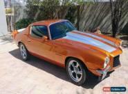 1973 Chevrolet Camaro Coupe 2-Door for Sale