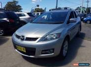 2007 Mazda CX-7 ER (4x4) Grey Automatic 6sp A Wagon for Sale