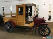 1919 Ford Model t for Sale