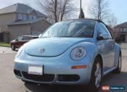 2007 Volkswagen Beetle-New for Sale