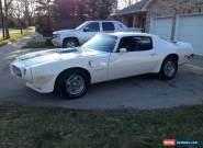 1971 Pontiac Trans Am Trans Am for Sale