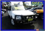 Classic 2010 Mitsubishi Pajero NT MY10 GLX LWB (4x4) White Automatic 5sp A Wagon for Sale
