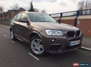 Bmw X3, se, 2.0L diesel,  xdrive, 2012, (62) 8speed automatic,  for Sale