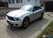 2011 Ford Mustang  Convertible 2-Door for Sale