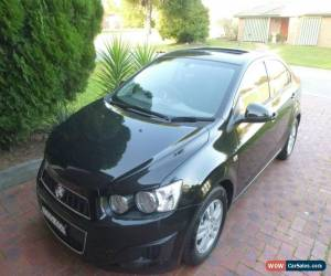Classic 2013 Holden Barina CD - Automatic for Sale