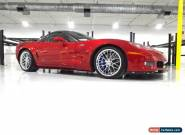 2010 Chevrolet Corvette ZR1 Coupe 2-Door for Sale
