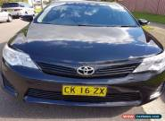 2012 Toyota Camry Altise for Sale