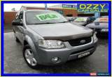 Classic 2006 Ford Territory SY TS (4x4) Grey Automatic 6sp A Wagon for Sale